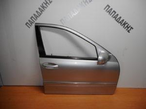 mercedes c class w203 2000 2007 porta empros dexia asimi me chromio sti fasa 300x225 Mercedes C Class w203 2000 2007 πόρτα εμπρός δεξιά ασημί με χρώμιο στη φάσα