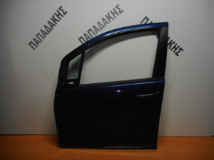 opel agila suzuki splash 2008 2014 porta empros aristeri mple skoyro 300x225 Opel Agila/Suzuki Splash 2008 2014 πόρτα εμπρός αριστερή μπλε σκούρο