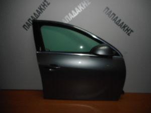 Opel Insignia 2008-2017 πόρτα εμπρός δεξιά ασημί