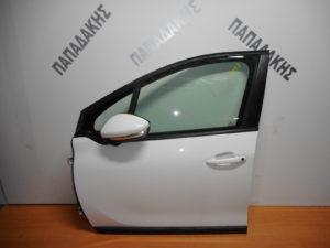 peugeot 2008 2014 2019 porta empros aristeri aspri 300x225 Peugeot 2008 2014 2019 πόρτα εμπρός αριστερή άσπρη