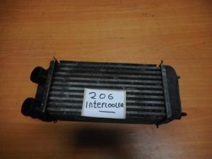 Peugeot 206 1998-2009 ψυγείο intercooler