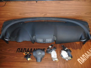 set airbag toyota rav 4 2006 2009 mayra 300x225 Σετ AirBag Toyota Rav 4 2006 2009 μαύρα