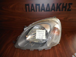 toyota yaris 1999 2004 fanari empros aristero valeo 300x225 Toyota Yaris 1999 2004 φανάρι εμπρός αριστερό Valeo
