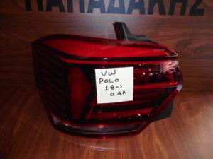 vw polo 2018 gt fanari piso aristero 300x225 VW Polo 2018 > φανάρι πίσω αριστερό