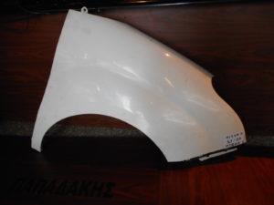 Fiat Doblo 2010-2015 φτερό εμπρός δεξιό άσπρο