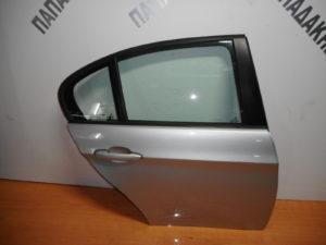 Bmw S3 E90 2005-2012 πόρτα πίσω δεξιά ασημί SDN