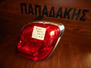 Fiat 500X 2014-2019 φανάρι πίσω δεξιό