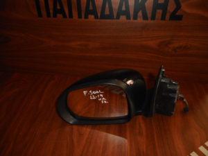 Fiat 500L 2012-2019 ηλεκτρικός καθρέπτης αριστερός μαύρος 5 καλώδια