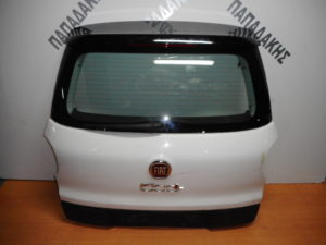 Fiat 500L 2012-2019 οπίσθια πόρτα άσπρη