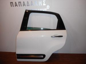 fiat 500l 2012 2019 porta piso aristeri aspri 300x225 Fiat 500L 2012 2019 πόρτα πίσω αριστερή άσπρη