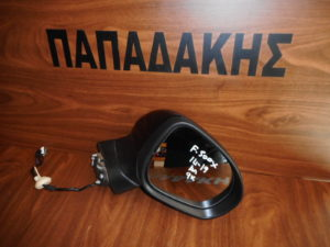 Fiat 500X 2014-2019 ηλεκτρικός καθρέπτης δεξιός μαύρος 9 καλώδια