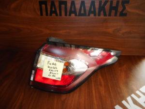 Ford Kuga 2016-2019 φανάρι πίσω δεξιό LED φιμέ