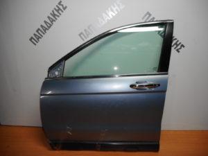 Honda CRV 2007-2013 πόρτα εμπρός αριστερή γαλάζια