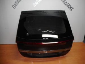Honda Insight 2009-2014 οπίσθια πόρτα μαύρη