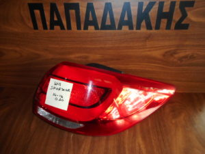 Kia Sportage 2014-2016 φανάρι πίσω δεξιό