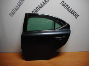 Lexus IS II 2005-2013 πόρτα πίσω αριστερή μολυβί