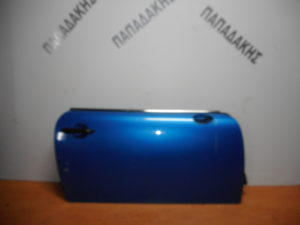 Mini Cooper R56 2006-2014 πόρτα δεξιά δύπορτη μπλε