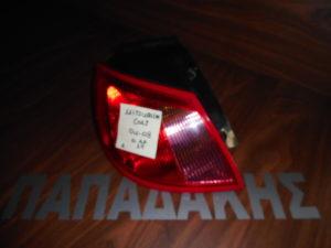 Mitsubishi Colt 2004-2008 φανάρι πίσω αριστερό 3πορτο