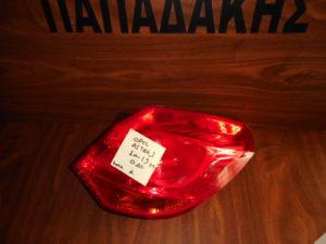 opel astra j 2010 2015 fanari piso dexio 5porto kokkino 300x225 Opel Astra J 2010 2015 φανάρι πίσω δεξιό 5πορτο κόκκινο