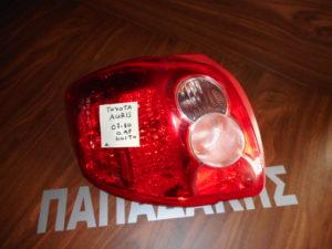 Toyota Auris 2007-2010 φανάρι πίσω αριστερό