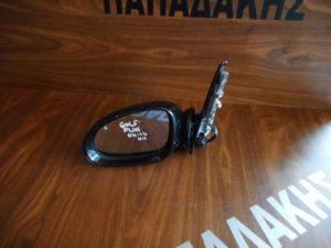 VW Golf Plus 2004-2014 ηλεκτρικός καθρέπτης αριστερός μαύρος