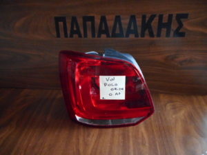 vw polo 2009 2014 fanari piso aristero 3 5thyro 300x225 VW Polo 2009 2014 φανάρι πίσω αριστερό 3/5θυρο
