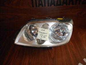 VW Touran 2003-2006 φανάρι εμπρός αριστερό