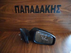 renault laguna 2007 2015 ilektrika anaklinomenos kathreptis dexios mayros 8 akides 300x225 Renault Laguna 2007 2015 ηλεκτρικά ανακλινόμενος καθρέπτης δεξιός μαύρος 8 ακίδες