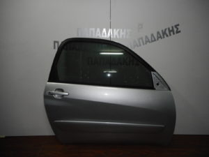 Toyota Rav 4 2001-2006 πόρτα δεξιά δύθυρη ασημί