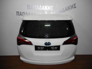 Toyota Rav 4 2013-2019 πόρτα πίσω 5η άσπρη