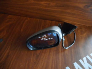 Alfa Romeo 159 2005-2011 ηλεκτρικός καθρέπτης αριστερός ασημί 7 καλώδια