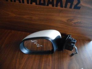 Fiat 500L 2012-2019 ηλεκτρικός καθρέπτης αριστερός άσπρος