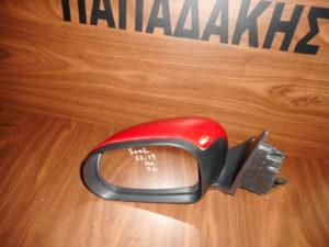 Fiat 500L 2012-2019 ηλεκτρικός καθρέπτης αριστερός κόκκινος