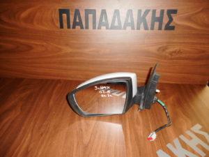 Ford S-Max 2007-2015 ηλεκτρικός καθρέπτης αριστερός άσπρος 7 καλώδια