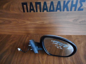 Nissan Juke 2010-2014 ηλεκτρικός καθρέπτης δεξιός ασημί 3 καλώδια