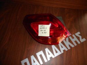 Opel Astra J 2010-2015 φανάρι πίσω αριστερό