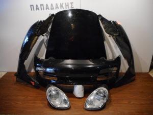 porsche boxter 2004 2012 moyri komple mayri 300x225 Porsche Boxter 2004 2012 μούρη κομπλέ μαύρη