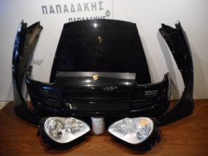 porsche cayenne 2003 2010 moyri komple mayri 300x225 Porsche Cayenne 2003 2007 μούρη κομπλέ μαύρη