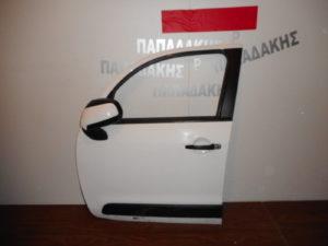 citroen c3 picasso 2009 2017 porta empros aristeri aspri 300x225 Citroen C3 Picasso 2009 2017 πόρτα εμπρός αριστερή άσπρη