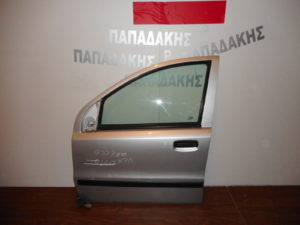 fiat panda 2003 2012 porta empros aristeri asimi 300x225 Fiat Panda 2003 2012 πόρτα εμπρός αριστερή ασημί