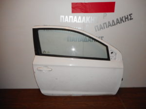hyundai i20 2008 2014 porta dexia dythyri aspri 300x225 Hyundai i20 2008 2014 πόρτα δεξιά δύθυρη άσπρη