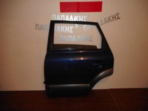 hyundai tucson 2004 2010 porta piso aristeri mple skoyro 300x225 Hyundai Tucson 2004 2010 πόρτα πίσω αριστερή μπλε σκούρο