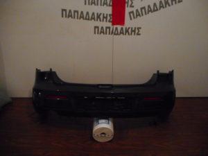 Mazda 3 2007-2009 πίσω προφυλακτήρας ανθρακί με αισθητήρες 5πορτο