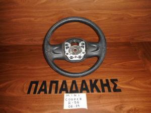 mini cooper r56 2006 2014 volan timonioy mayro 300x225 Mini Cooper R56 2006 2014 βολάν τιμονιού μαύρο