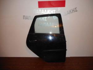 mitsubishi colt 2004 2012 porta piso dexia mayri 1 300x225 Mitsubishi Colt 2004 2012 πόρτα πίσω δεξιά μαύρη
