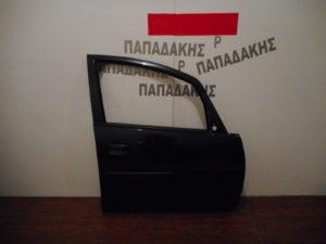mitsubishi colt 2008 2012 porta empros dexia mayri choris afalo 300x225 Mitsubishi Colt 2008 2012 πόρτα εμπρός δεξιά μαύρη (χωρίς αφαλό)