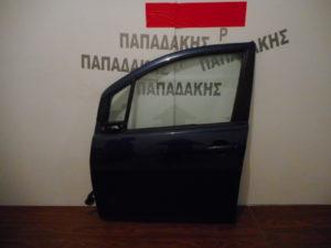 opel agila suzuki splash 2008 2014 porta empros aristeri skoyro mple 300x225 Opel Agila/Suzuki Splash 2008 2014 πόρτα εμπρός αριστερή μπλε σκούρο