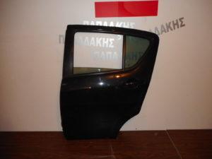 opel agila suzuki splash 2008 2014 porta piso aristeri mayri 300x225 Opel Agila/Suzuki Splash 2008 2014 πόρτα πίσω αριστερή μαύρη