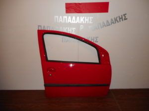 toyota aygo citroen c1 peugeot 107 2006 2014 porta empros dexia kokkini 300x225 Toyota Aygo/Citroen C1/Peugeot 107 2006 2014 πόρτα εμπρός δεξιά κόκκινη