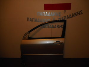 toyota corolla 2002 2006 porta empros aristeri asimi vides isies 300x225 Toyota Corolla 2002 2006 πόρτα εμπρός αριστερή ασημί βίδες ίσιες